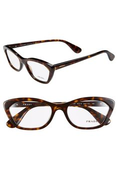 c4c6cc1f337a5 Prada 54mm Cat Eye Optical Glasses (Online Only)