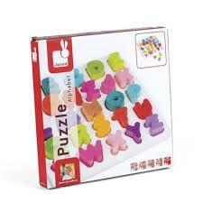 alfabet houten puzzel - Google zoeken
