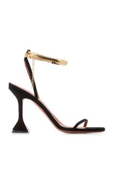 Shop the latest trends. Flat Sandals, Leather Sandals, Flats, Dinner Outfits, Evening Sandals, Shoe Game, Classy Outfits, Heeled Boots, High Heels