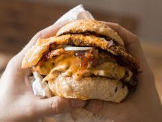 Auf die Faust - Texas Bacon Burger
