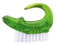 Koziol Dundee Nailbrush, Transparent Green Koziol,http://www.amazon.com/dp/B001SX7DJ4/ref=cm_sw_r_pi_dp_ug0Ysb1ZEZJQ1XBF