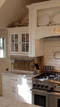 Authentic 1927 Kitchen Vintage Remodel - White White White and Black