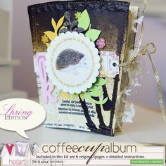 coffee cup album... <3
