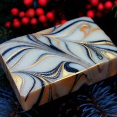 Gift of the Magi Soap - Frankincense & Myrrh scent - 1 left
