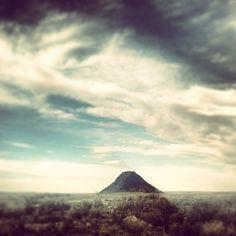 Instagram photo by @preservecolorado. #huerfanobutte #preserveCO #roadsidemarker