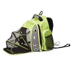 Description What Our Top Dog Says About the Ultimate Backpack Dog Carrier: The Ultimate Backpack Dog Carrier is designed to help you carry your dog safely and comfortably. The straps are soft and adju