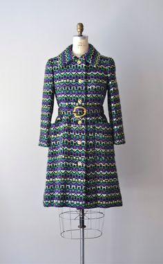 1960s wool coat