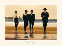 Jack Vettriano - The Billy Boys