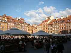Warszawa - Old town market | Flickr - Photo Sharing!