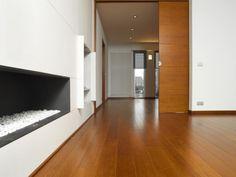 Parquet Flooring or Laminate Parquet Flooring, Sliding Doors, Stairs, Home Decor, Heart, Google, Indoor Fireplaces, Interiors, Sliding Door