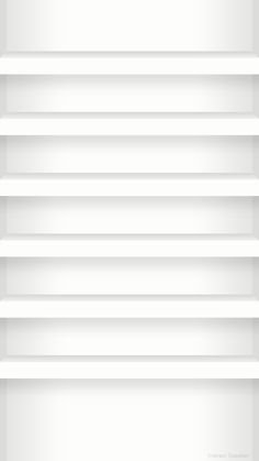 iPhone6_home_wallpaper-shelf-white.png 750×1,334ピクセル