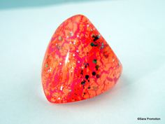 Ring Orange-Pink von Sara´s Charms auf DaWanda.com
