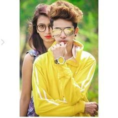 Image may contain: 2 people, eyeglasses and closeup Blur Photo Background, Background Images For Editing, Tapas, Photoshoot Pose Boy, Hd Background Download, Girls Dp Stylish, Boy Photography Poses, Cute Girl Pic, Amazing Pics