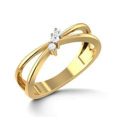 Caratlane - Gold Ring