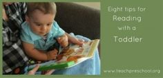 Reading with a Toddler