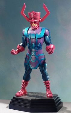 Galactus statue  Sculpted by: Randy Bowen    Release Date: September 2004  Edition Size: 2500  Order Of Release: Phase II (statue #36)