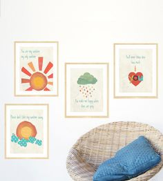Sunshine Collection | Set of 4