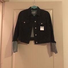 Brand new gap jean jacket! Dark denim blue jean jacket by gap!!! GAP Jackets & Coats Jean Jackets