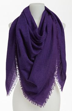 MARC BY MARC JACOBS 'Reluctant Stars' Cotton Scarf | Nordstrom