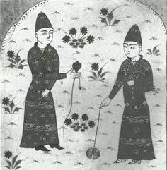 Средневековый Йо-йо