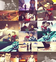 Am I the only one that loves #makorra ??? Mako and Korra better get back together in season 3!
