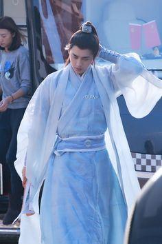 Hanfu, Loving U, Rain Jacket, Windbreaker, Rain Gear