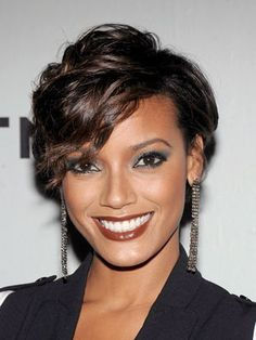 Love this cut! This might be the one for me!! So different but still the same!