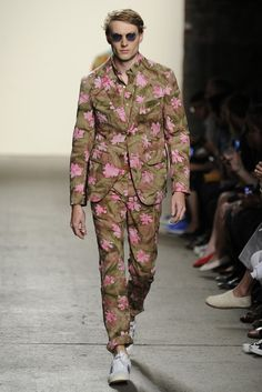Mark McNairy New Amsterdam Men's RTW Spring 2014 - Slideshow