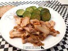 Ricetta kebab di pollo cotto al forno
