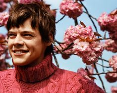 Harry Styles in Another Man