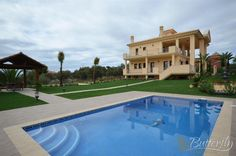 Brand New Palatial Style Villa in The Golden Mile, Marbella