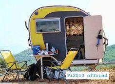 Pino Caravan- so cute!