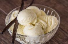 Ez a legfinomabb vanília fagyi, amit valaha ettél