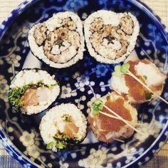 Bear of the winding sushi   FACEBOOK=  https://www.facebook.com/wabisabi.mode.hokkaido/     #札幌  #北海道  #sapporo  #巻き寿司  #visitjapan  #キャラ弁  #日本  #和食