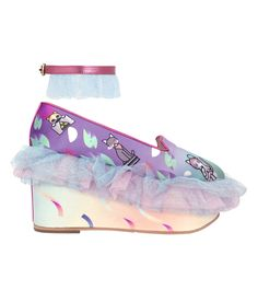 Supersweetxmoumi Rio Frilly Wedge (Samples)