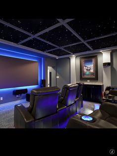 Home Cinema and Media Room Design Ideas   Pinterest   Media room ...