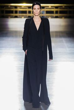 Haider Ackermann Fall 2014 Ready-to-Wear - Collection - Gallery - Look 1 - Style.com