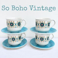 """#sobohovintage #midcenturyhomewares #forsale #staffordshire #ironstone #midcenturydesign #midcenturyceramics #teacupsandsaucers #vintagehomewares #retrohomewares #vintagehome #qualityvintage #findusonfb #findusonline www.sobohovintage.co.uk #shoplocal #shopvintage #recycle #derby #derbyshire"" Photo taken by @vintagelynz on Instagram, pinned via the InstaPin iOS App! http://www.instapinapp.com (07/25/2015)"