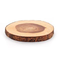 Medium Acacia Wood Server