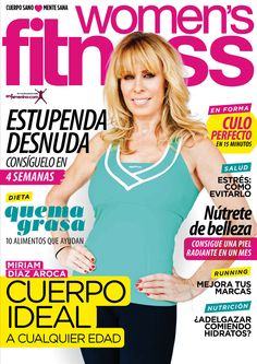 Women's Fitness España Spanish Magazine - Buy, Subscribe, Download and Read Women's Fitness España on your iPad, iPhone, iPod Touch, Android and on the web only through Magzter