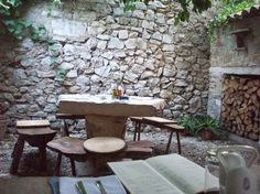 """Jelsa: """"Konoba Huljic"""" is a combination of a wine cellar and a restaurant. This one is only open in July and August every year. If you ever make it to the island of Hvar you should not miss this place as it is one of the best for the original Dalamatian cuisine. Jelsa Hvar, Hvar Croatia, Outdoor Furniture Sets, Outdoor Decor, Wine Cellar, All Over The World, Cannes, Venice, Hvar Island"""