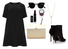 """""""Street Fashion"""" by ephuahhagan on Polyvore featuring Manon Baptiste, Yves Saint Laurent, EF Collection and La Regale"""