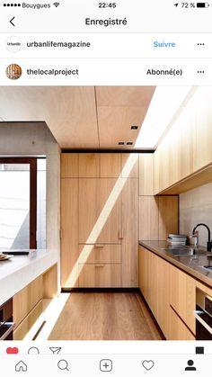 Pour le placard toute hauteur, le design des portes