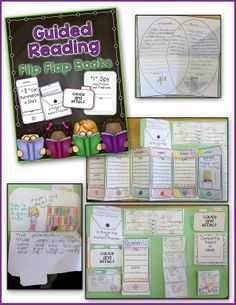Guided Reading ideas to implement that allow for differentiation of skills. {guided reading, differentiation, second grade, third grade, first grade, common core aligned}