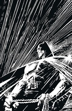 Batman: Black & White by Frank Miller - Love this one :-)