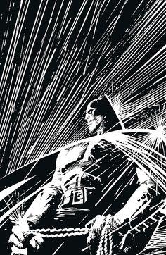 Batman: Black & White by Frank Miller