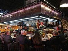 El Quim de la Boqueria Restaurant Barcelona
