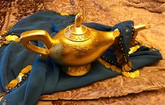 Aladdin's lamp  by kilcreations