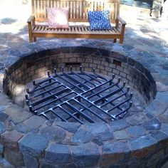 Exterior Backyard Fire Pit Design, Pictures, Remodel, Decor and Ideas - page 5