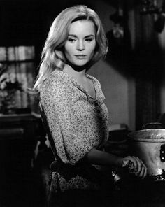 """The Cincinnati Kid"" (I think) - Tuesday Weld"